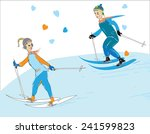 illustration of the young... | Shutterstock .eps vector #241599823