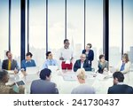 business people corporate... | Shutterstock . vector #241730437