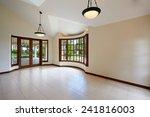 interior design  empty white... | Shutterstock . vector #241816003