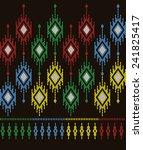 tribal ethnic.designs for...   Shutterstock .eps vector #241825417