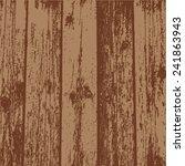 wood texture template | Shutterstock .eps vector #241863943