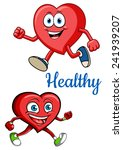 health concept for cardiology... | Shutterstock .eps vector #241939207