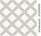 vector seamless pattern. modern ... | Shutterstock .eps vector #241969093
