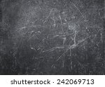 abstract gray  background with... | Shutterstock . vector #242069713