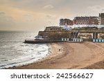 broadstairs  uk   jan 7  2015.... | Shutterstock . vector #242566627