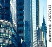 new york city | Shutterstock . vector #242737633