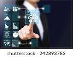 business woman | Shutterstock . vector #242893783