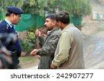 islamabad pakistan   january 04 ...   Shutterstock . vector #242907277