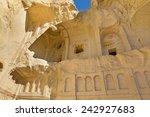Cave Church In Cappadocia Near...