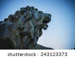 Bronze Lion Sculpture  Oldest...