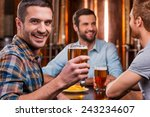 spending time with friends.... | Shutterstock . vector #243234607