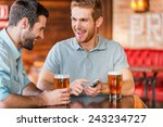 just look at this photo  two... | Shutterstock . vector #243234727