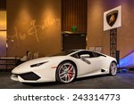 ������, ������: Lamborghini Huracan at The
