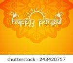 elegant background design of... | Shutterstock .eps vector #243420757