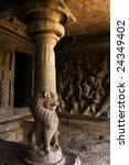 Rock Temple In Mahabalipuram ...