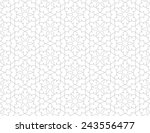 seamless pattern of... | Shutterstock .eps vector #243556477