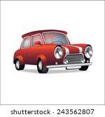 illustrations  vector  vehicle | Shutterstock .eps vector #243562807