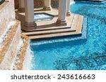 Exotic Luxury Swimming Pool...