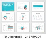 creative infographic... | Shutterstock .eps vector #243759307
