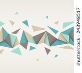 vector background. illustration ... | Shutterstock .eps vector #243948517