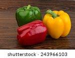 Fresh Bulgarian Peppers   Gree...