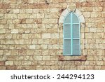 Old House's Wall From Jerusale...