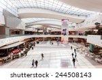 kuwait  december 10  interior... | Shutterstock . vector #244508143