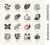 Web Icon Set   Spices ...