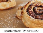 Freshly Baked Cinnamon Rolls...