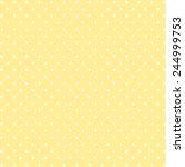 Yellow Polka Dot V2 Background
