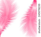Abstract Background With Pink...