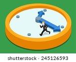 ������, ������: Time rush flat 3d