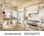 Beautiful New Kitchen With...