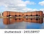 Albert Dock  Liverpool  Uk