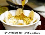 Middle Eastern Creamy Dessert...