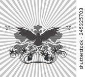 vector illustration background... | Shutterstock .eps vector #245325703