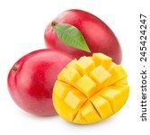 mango | Shutterstock . vector #245424247