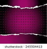 purple technology background