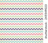 colorful chevron pattern for... | Shutterstock .eps vector #245549023