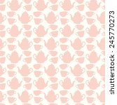 seamless pattern with... | Shutterstock .eps vector #245770273