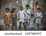 lahore  pakistan  aug 1 2012 ...
