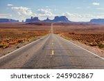 Highway In Utah