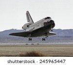 Space Shuttle Atlantis Landing...