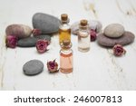 Aromatic Essences In Small...