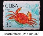 cuba   circa 1969  postage...   Shutterstock . vector #246104287