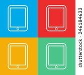 digital tablet electronics...