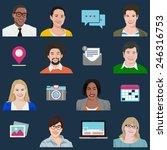 people diversity portrait...