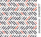 vector seamless pattern of... | Shutterstock .eps vector #246402877