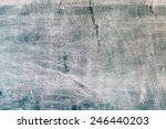 old painted wall damage surface | Shutterstock . vector #246440203