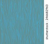 hand drawn vector seamless... | Shutterstock .eps vector #246682963